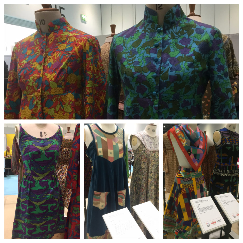 Clothes made from Liberty fabrics