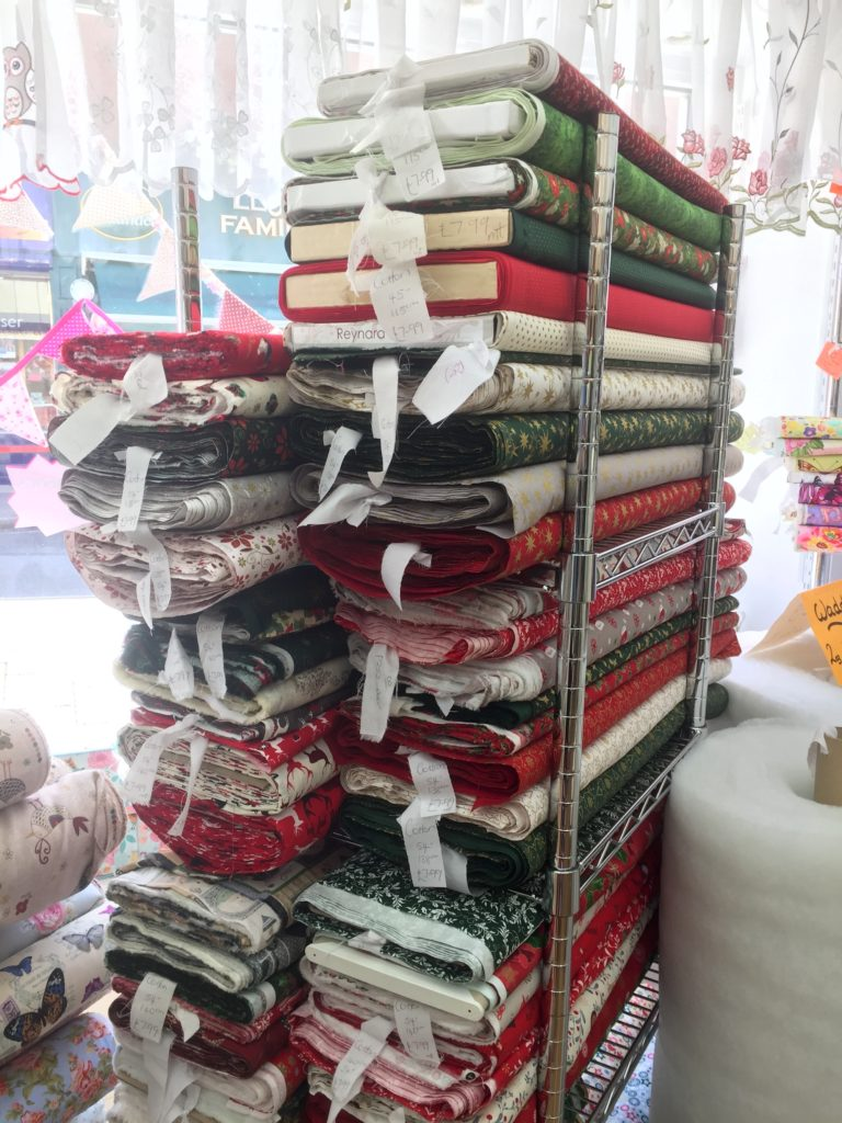 Cotton Christmas Fabrics