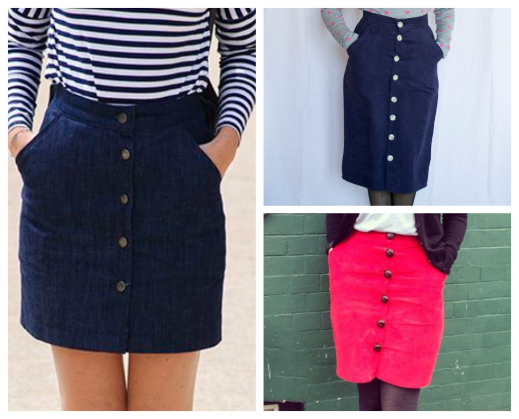 Sew Over It Erin Skirt