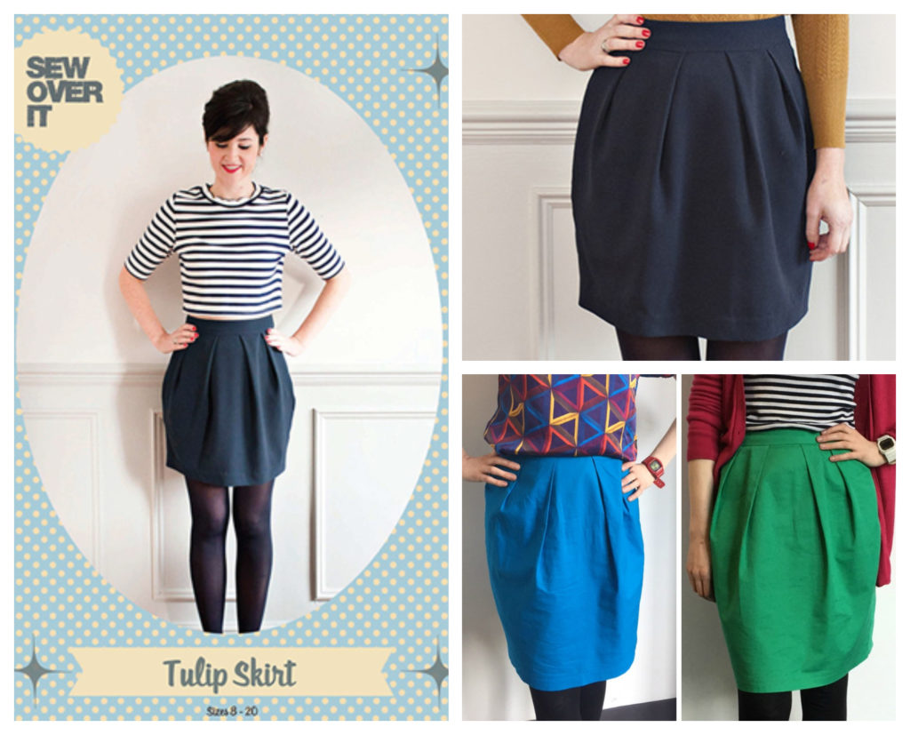 Sew Over It Tulip Skirt pattern